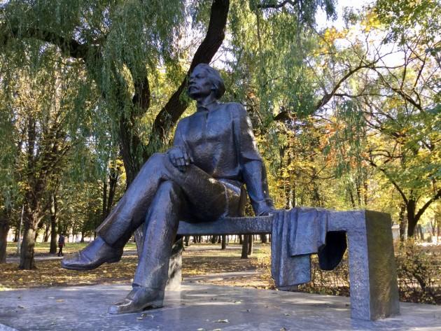 Tässä itse Maksim Gorki