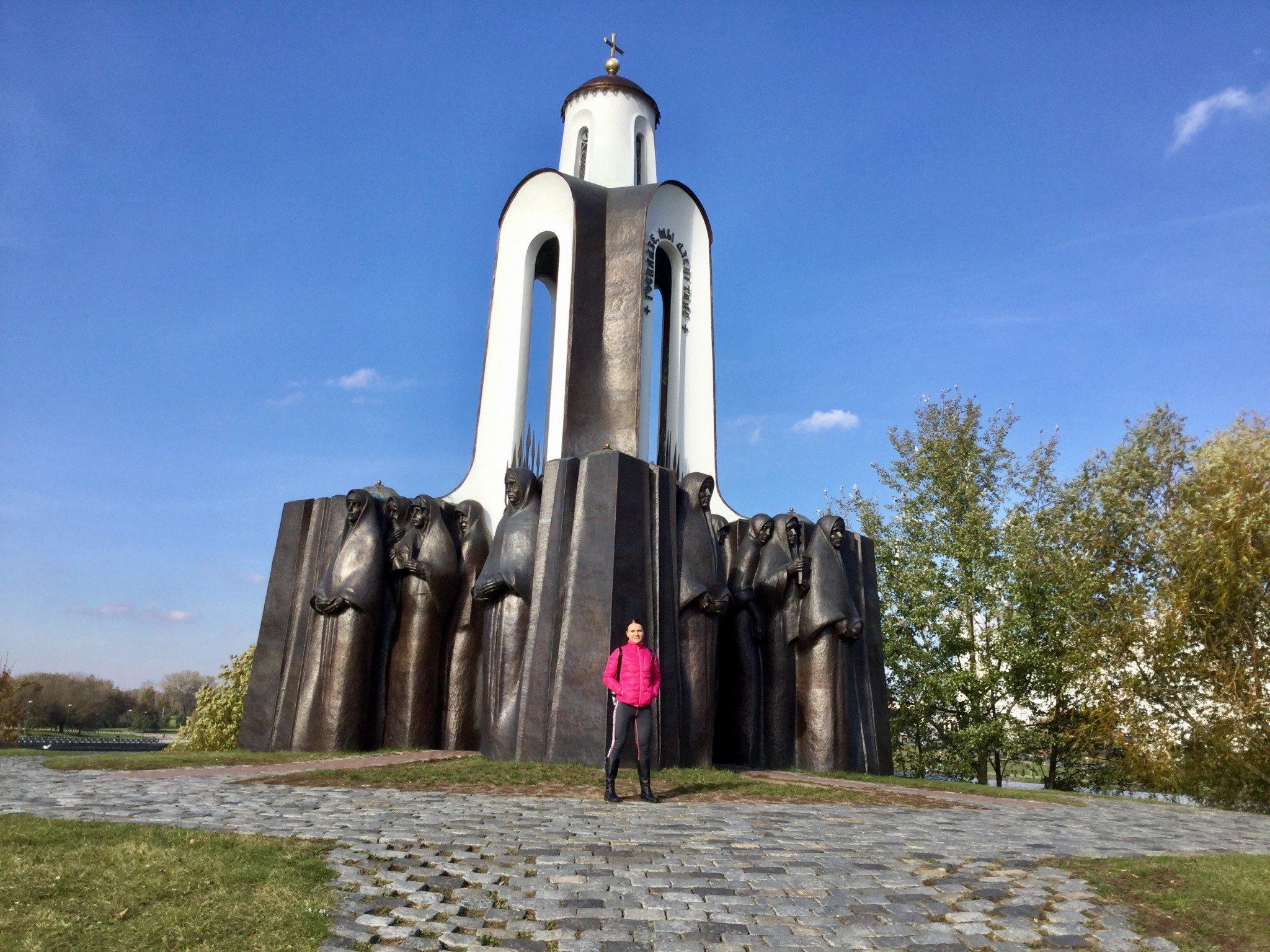 Kyynelten saarella Minskissä