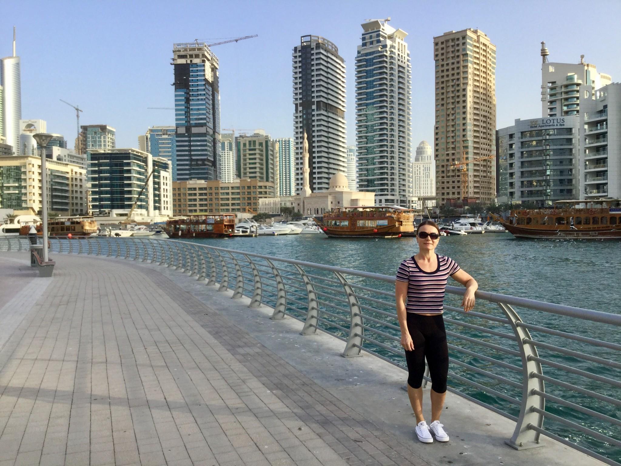 Dubai Marina eli satama