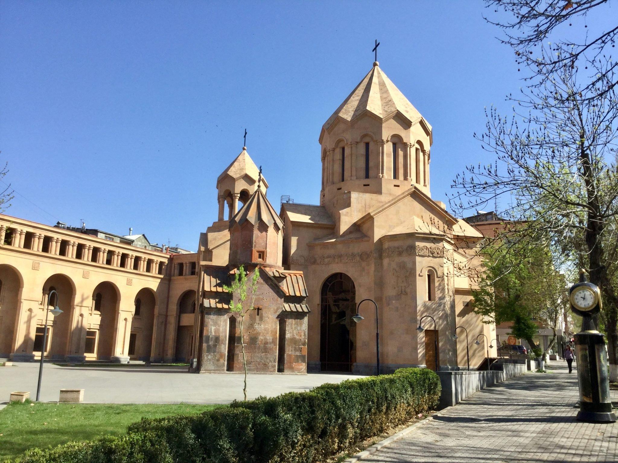 Armenian Pääkaupunki