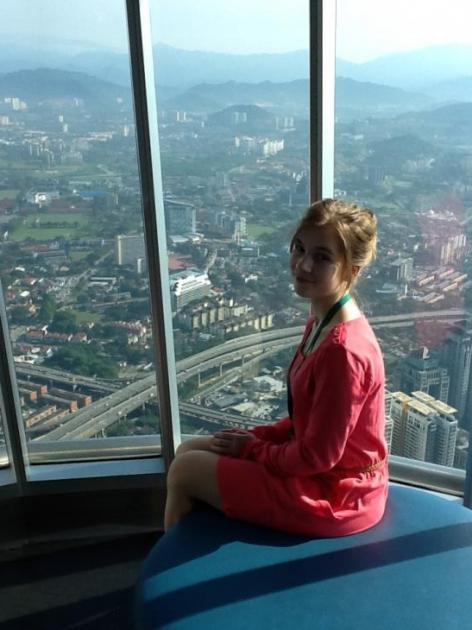 Näkymä 360 metristä