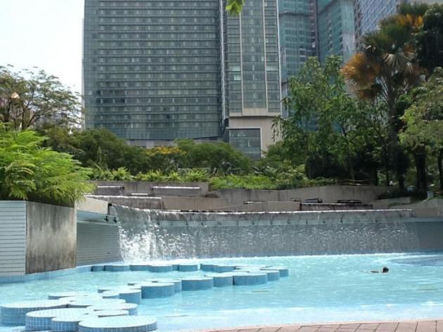 Lasten uima-alue