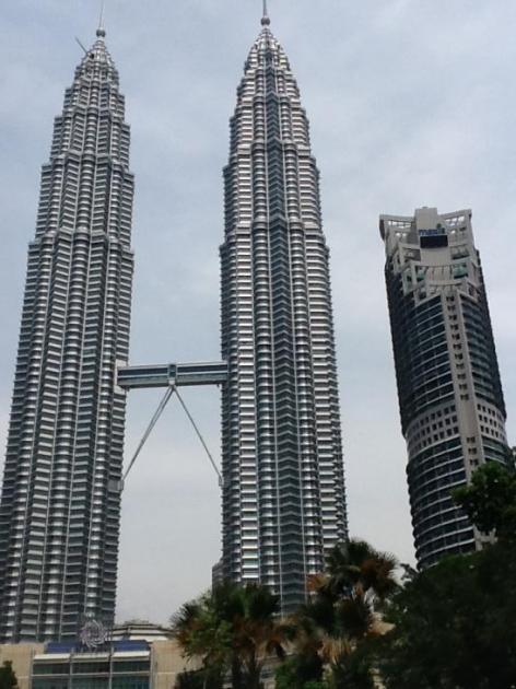 Petronasin kaksoistornit
