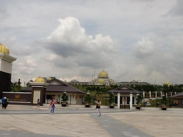 Kuninkaan palatsi