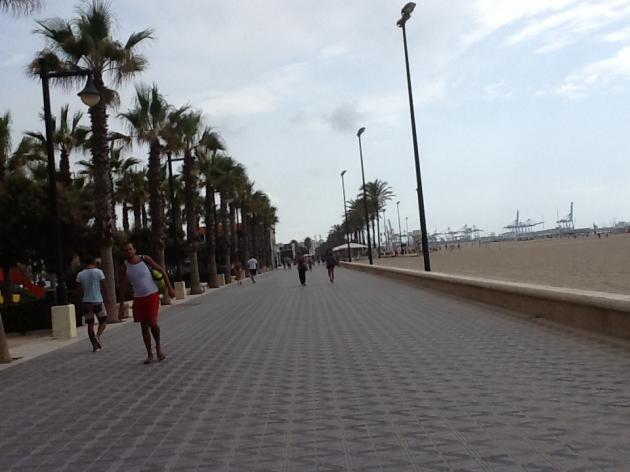 Valencian rantakatu