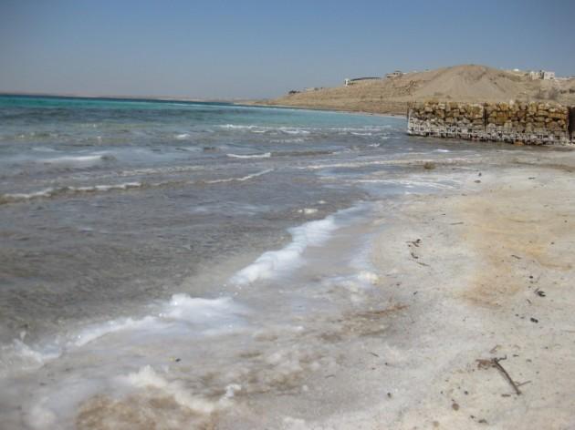 Suolakiteitä rannalla