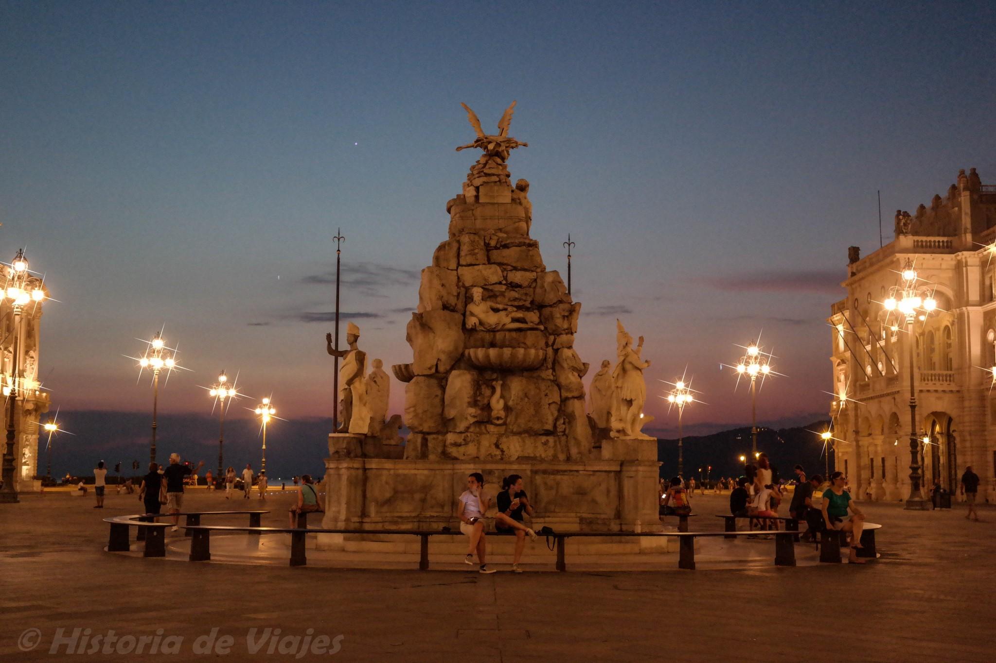 Piazza Unita Italia