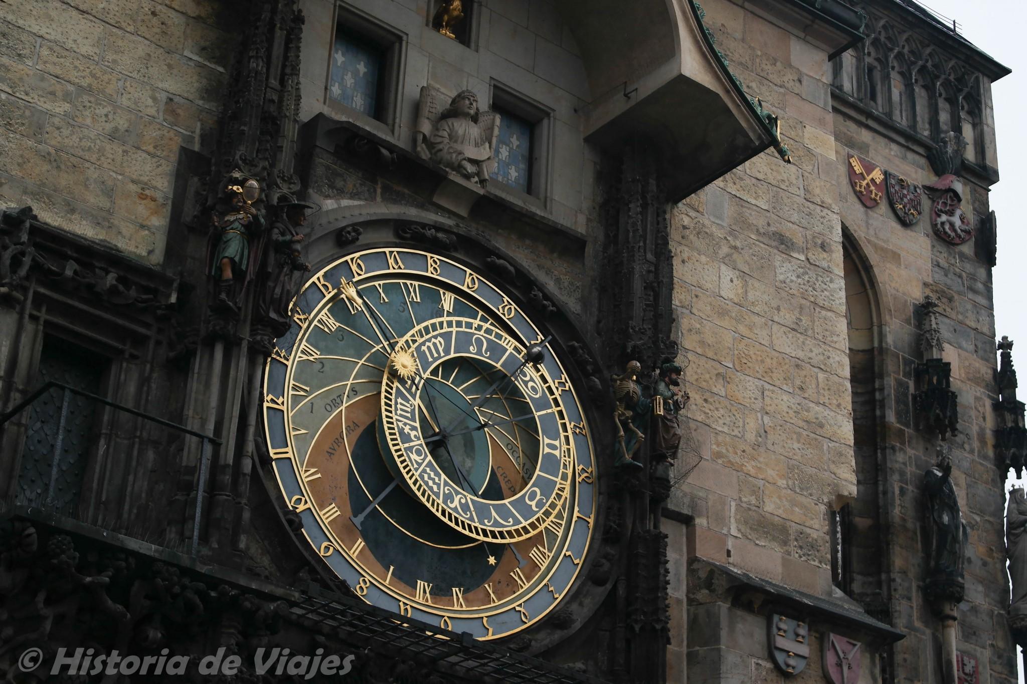 Praha_Astronominenkello
