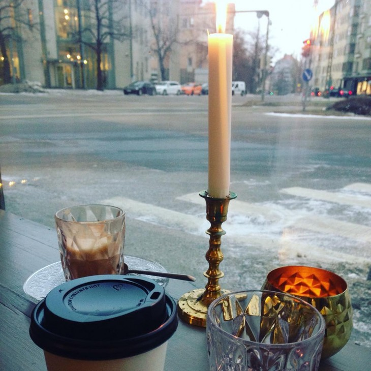 coffee in helsinki this morning relovelifestyle visitfinland visithelsinki  Luehellip