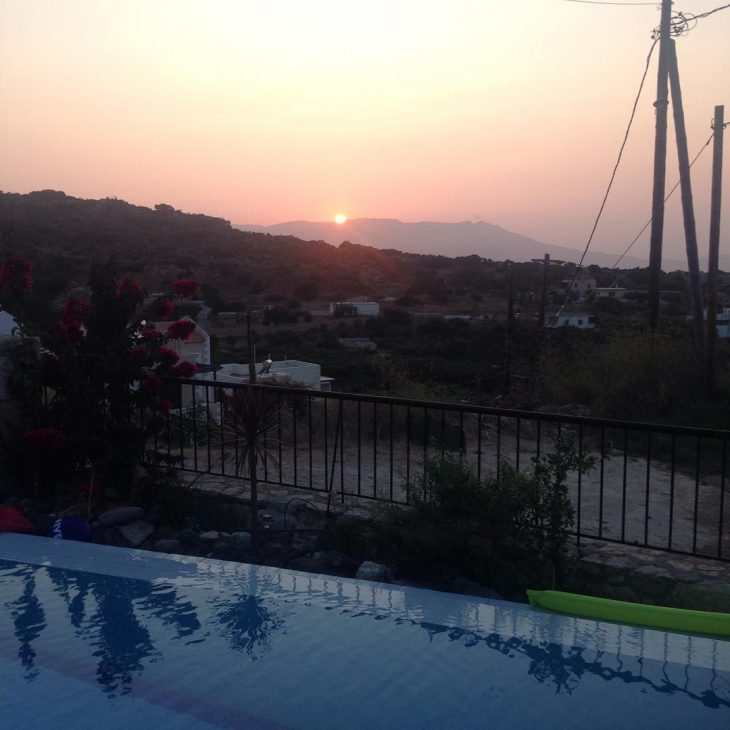 Good night from Crete! katerinastravel villaeuropachania Lue loppuun rarr