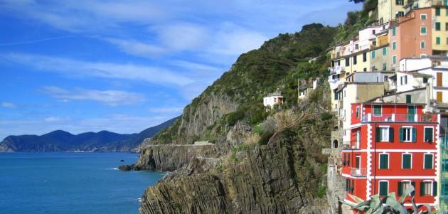 Cinque Terreä ihanampaa saa hakea!