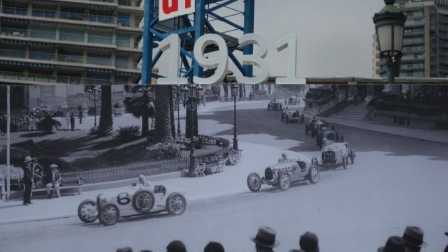 Vuonna 1931 ei näköjään suoja-aitoja rakenneltu.