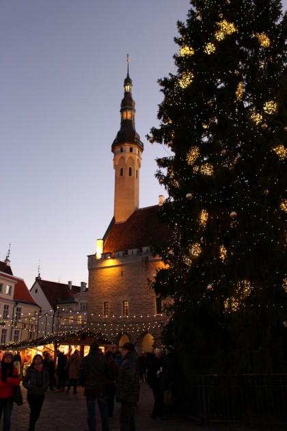 Tallinna Tallinn old town