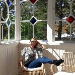 Lovely lovely Hanko and our sunny terrace in Villa Maija!hellip