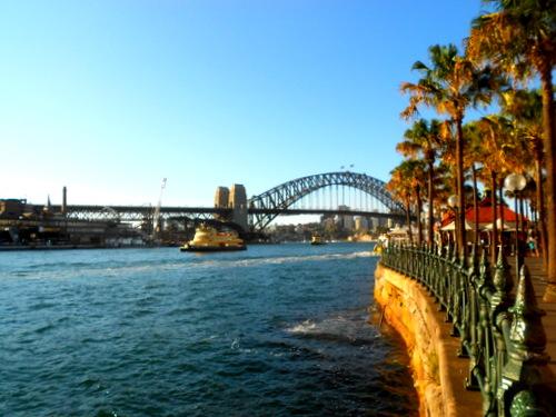 Koukku nyt Sydney