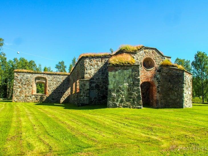 Pyhän Marian kirkon rauniot
