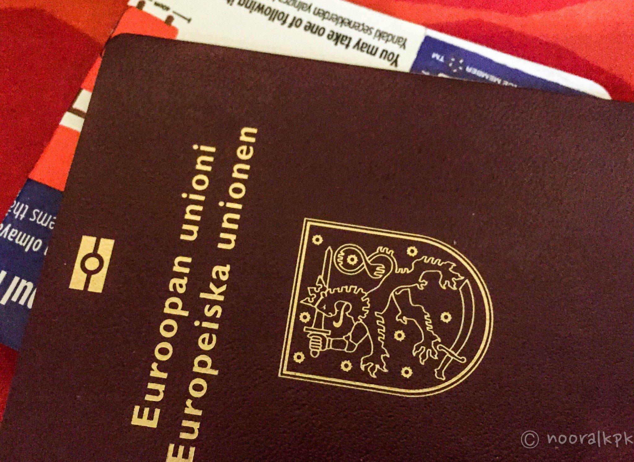 Passin Uusiminen Netissä