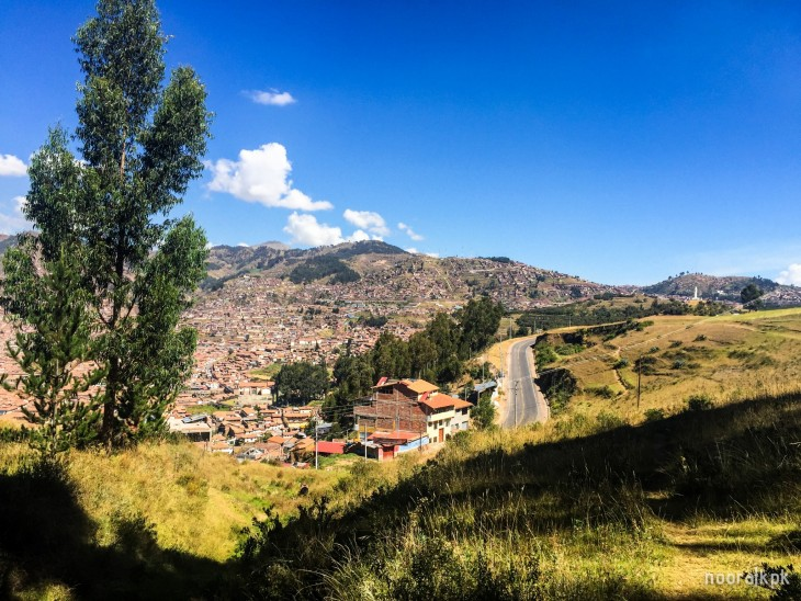 cusco hiking