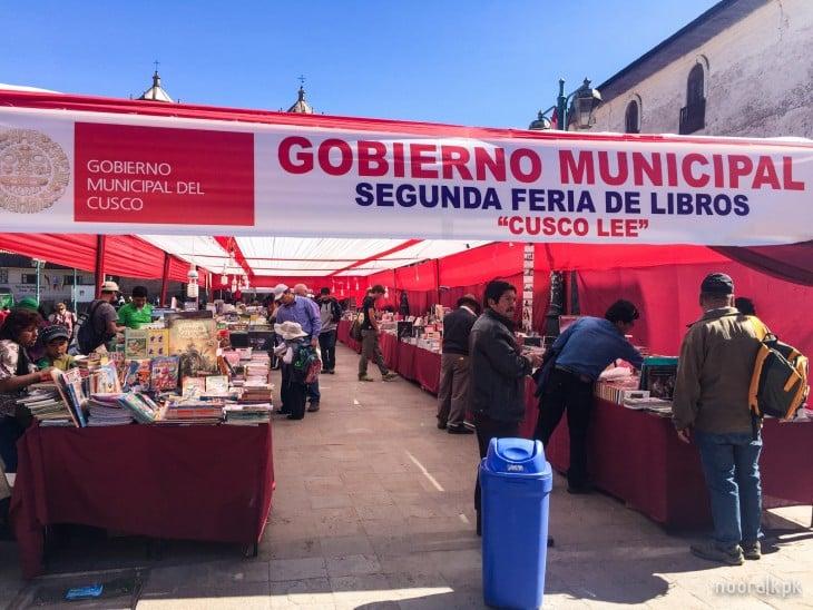 cuzco book market