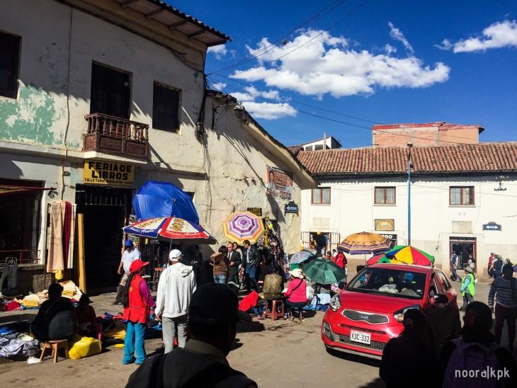 cuzco market