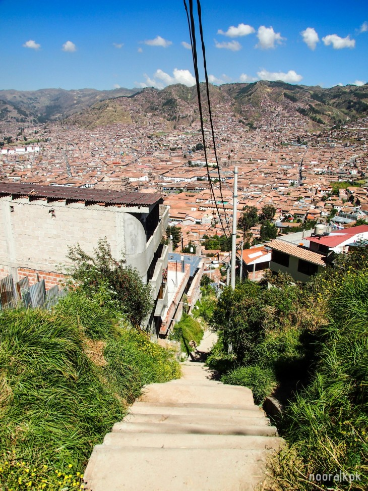 cuzco stairs
