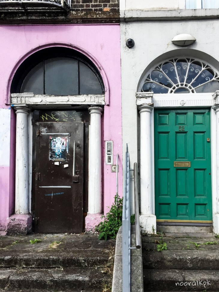 dublin doors colors