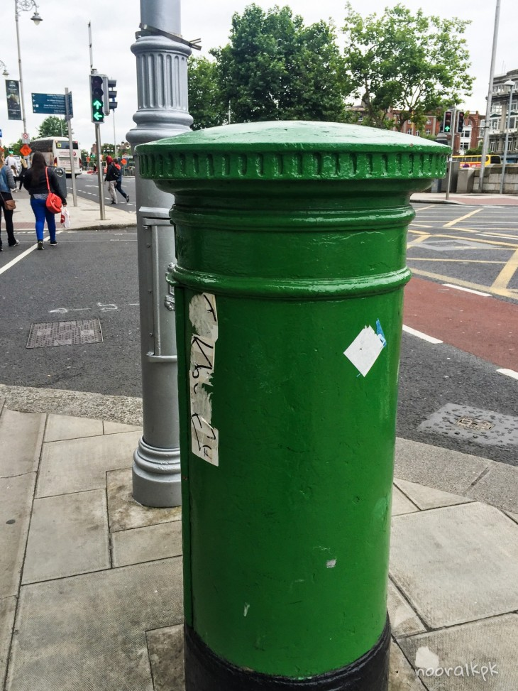 dublin mail box