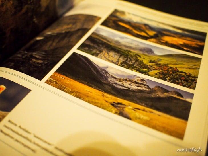 euroopan kansallispuistot kirja