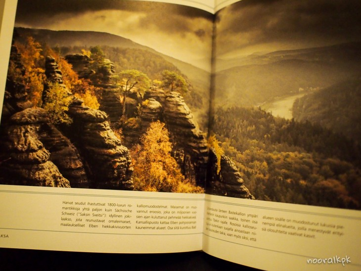 euroopan kauneimmat kansallispuistot