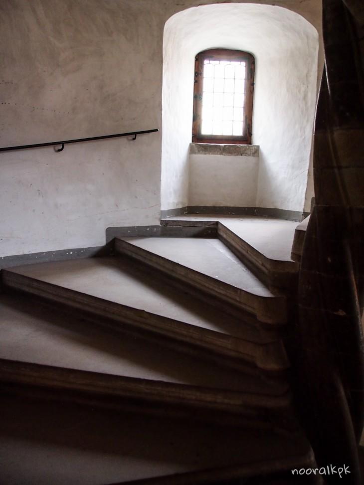 castle kronborg stairs