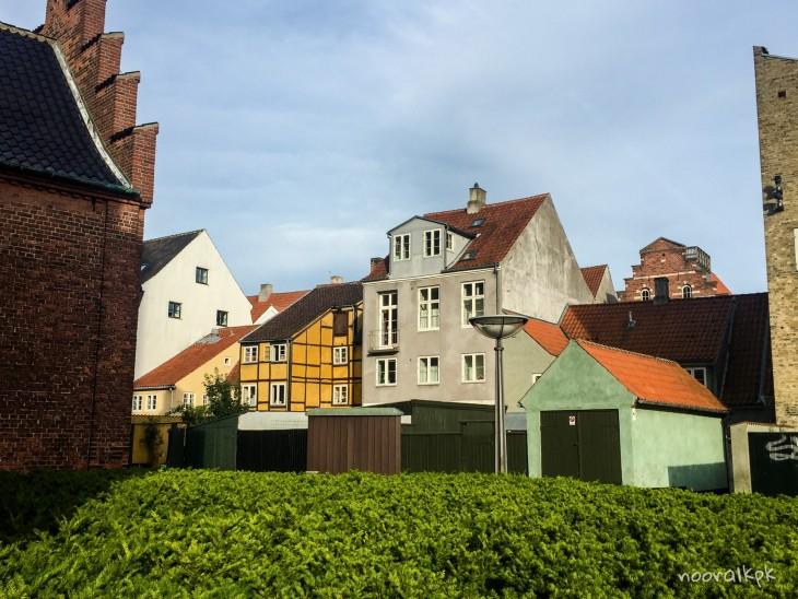 helsingor buildings