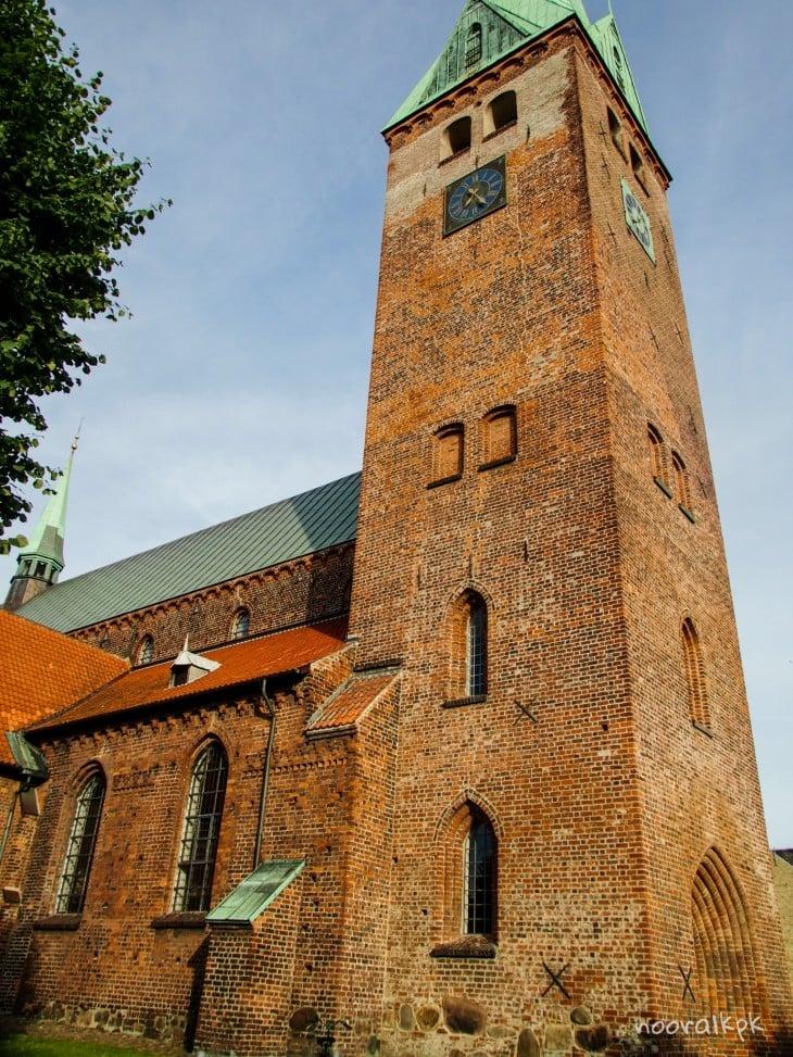 helsingor church