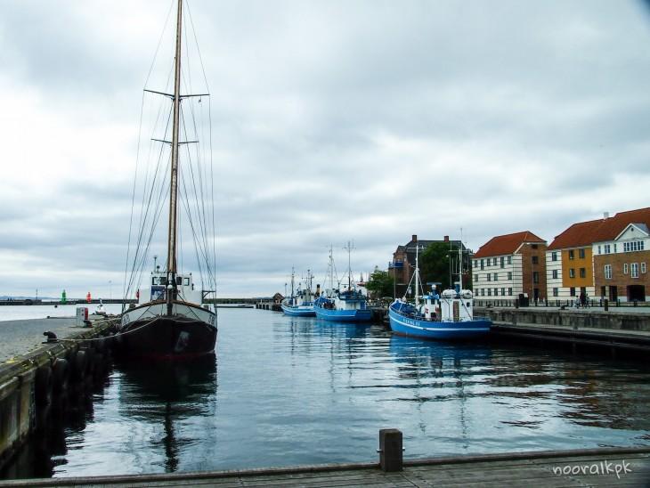 helsingor harbour