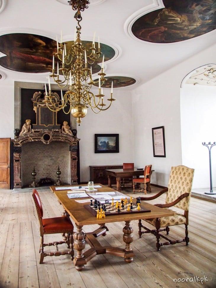 kronborg castle inside