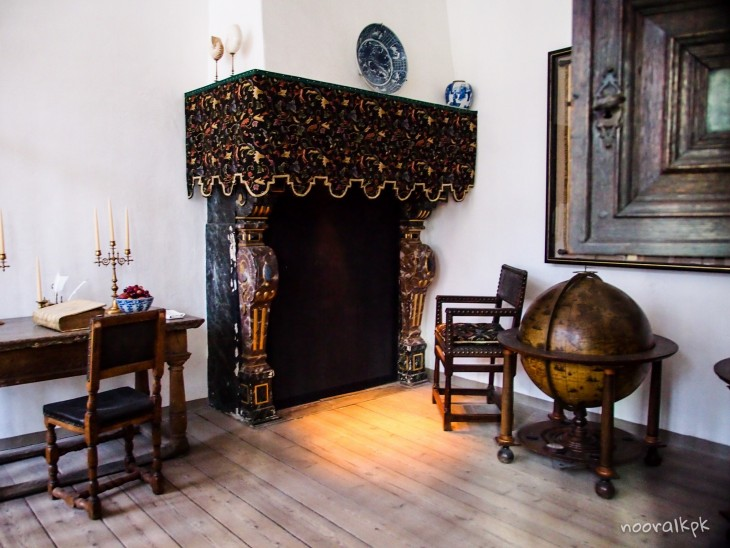 kronborg castle interior