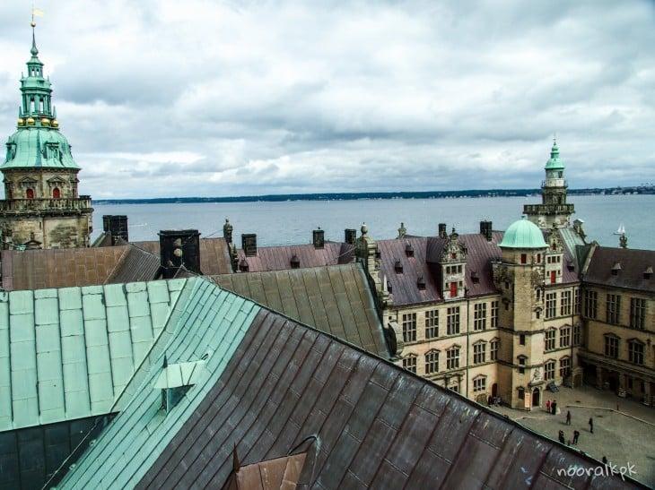 kronborg castle view