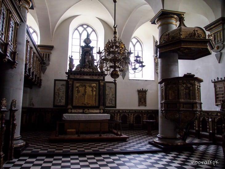 kronborg church