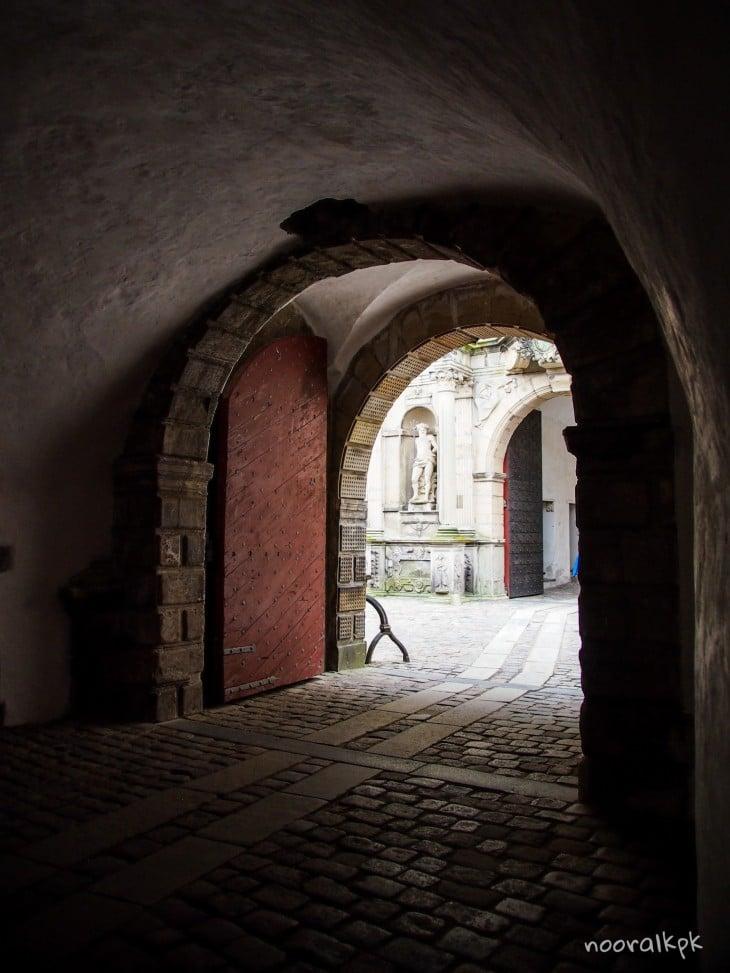 kronborg entrance