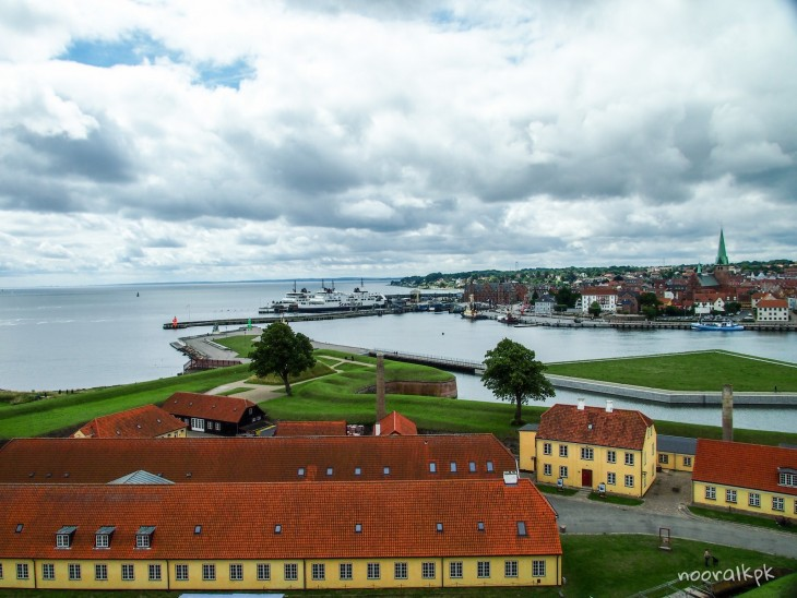 kronborg view city
