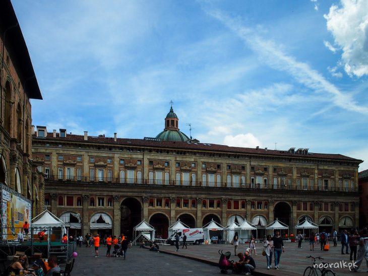 Vaihtokertomus, University of Bologna, kevät 2018