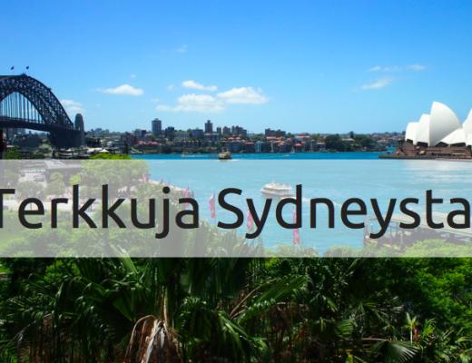 Turistina Uuteen-Seelantiin - vinkkejä viisumiin ja maahantuloon - Kerran poistuin kotoa