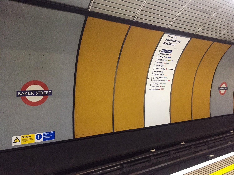 Metrolla Lontoossa Vinkkini Sujuvaan Matkantekoon Kerran