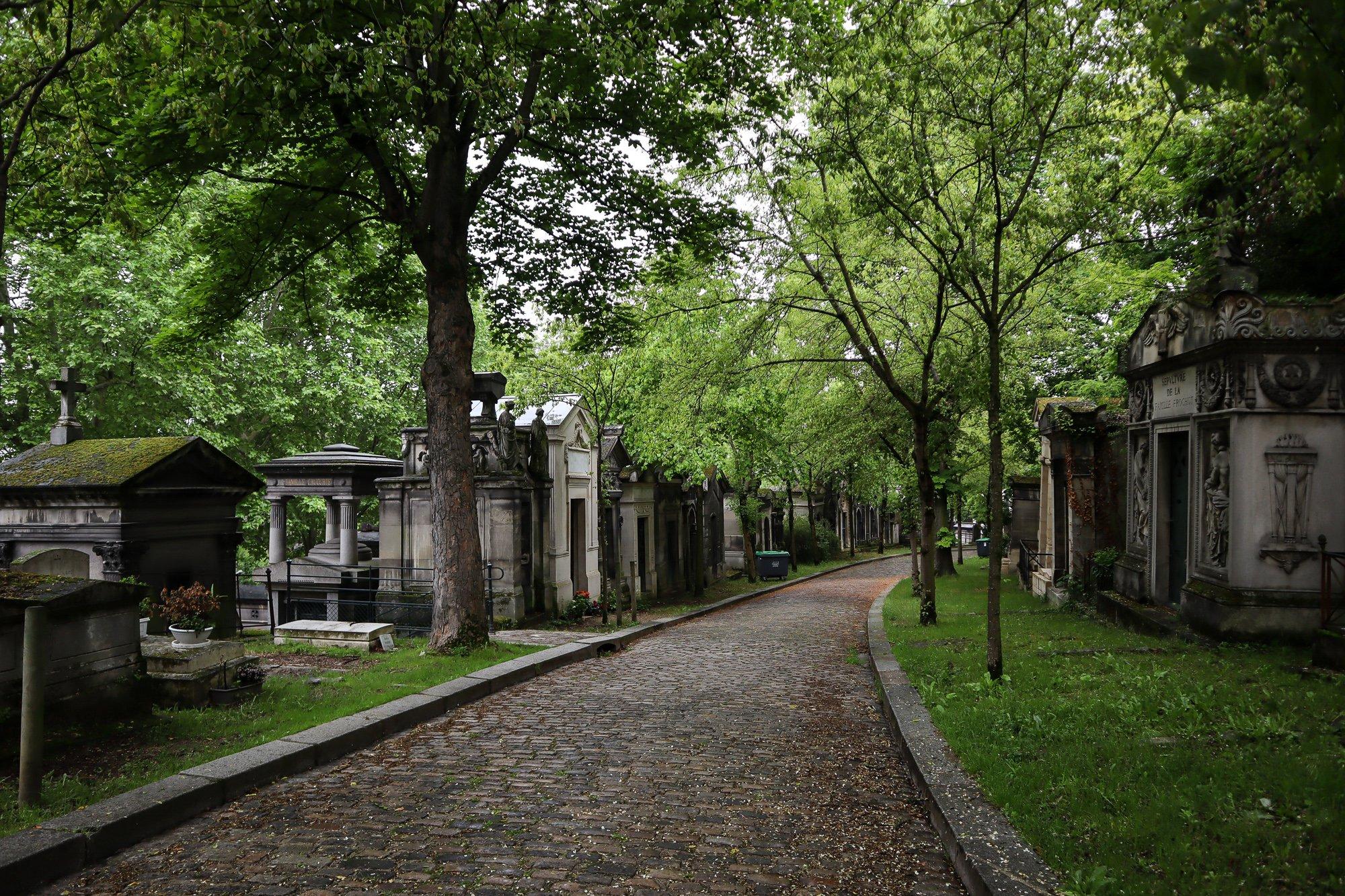 pariisi hautausmaa