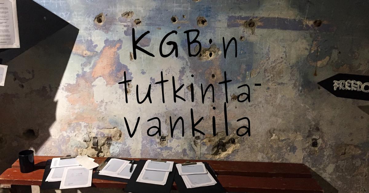 Kgb Vankila Tallinna