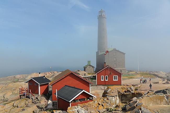 Bengtskärin rakennukset