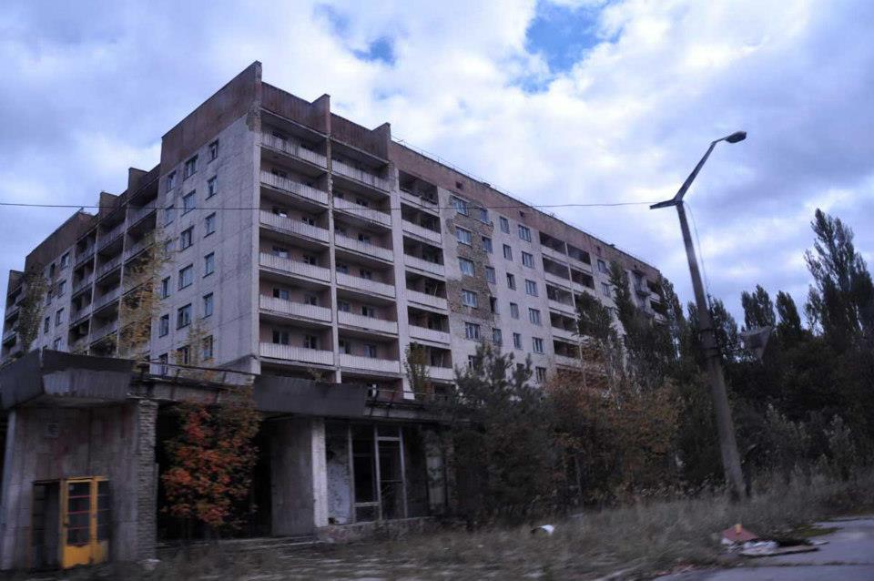 Pripyat - 29 vuotta on autioittanut entisen Neuvostoliiton unelmakaupungin.