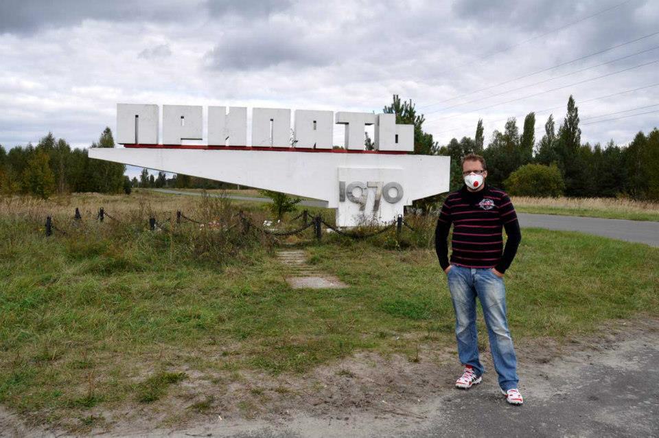 Pripyat 1970-1986.
