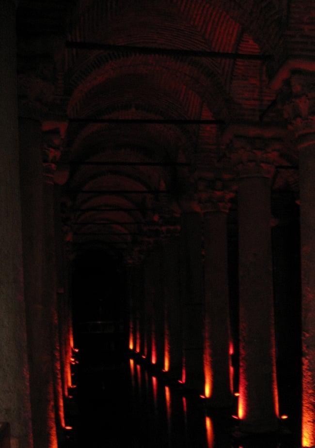 Yerebatan Sarnici | Basilica Cistern