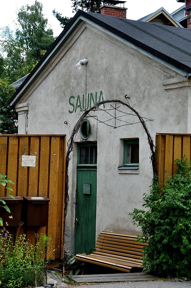 Suomen vanhin yleinen sauna