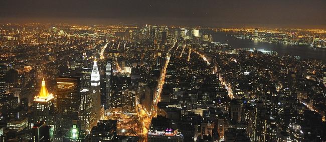 New York City - maailman katolla